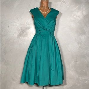 New Modcloth Vintage Inspired Bouffant Dress